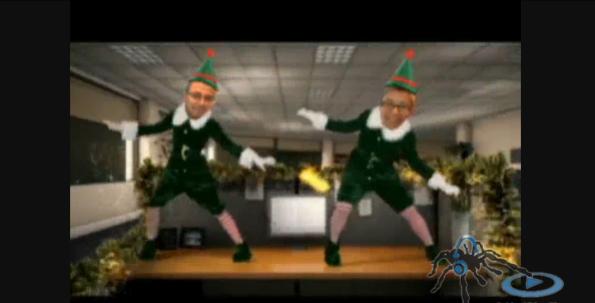 Julhälsning från Styrelsen!