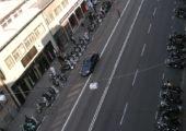 """Det fanns, som synes, goda skäl att Friggagatan bar smeknamnet """"Bike Street"""""""