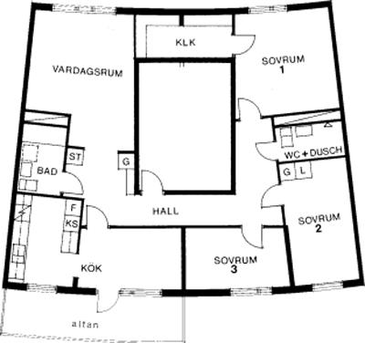 Typ:22 , 105,7 m²