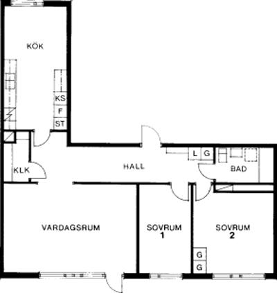 Typ:24 , 92,5 m²