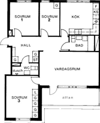 Typ: 35 , 90,9 m²