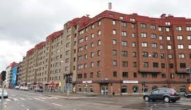 Brf Friggagatan - vid Odinsplatsen
