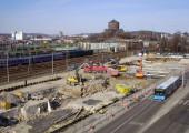 Friggagatan, mars 2009