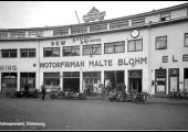 Motorfirman Malte Blohms i Göteborg